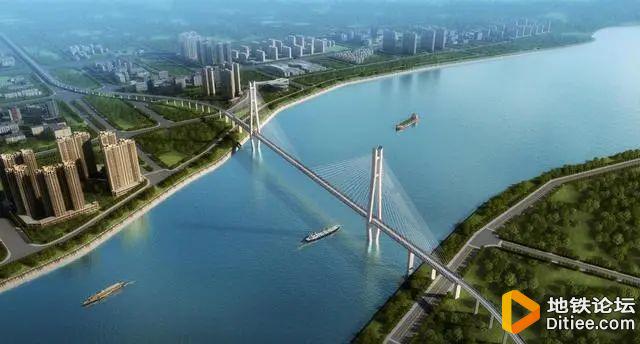 公铁合建大桥接入平沙岛!佛山地铁2号线二期最新消息