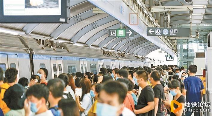 深圳地铁集团:17条共235公里地铁线路正在建设中