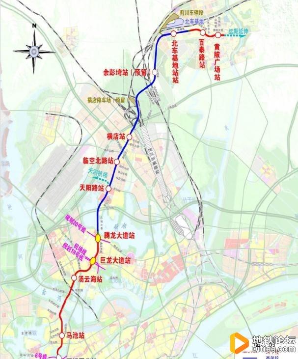 """武汉地铁7号线北延线""""地下掘进""""进入高峰期"""