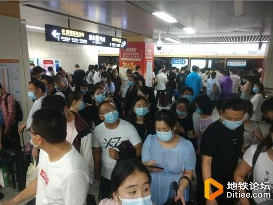 郑州地铁5号线:为什么乘客被困两站之间